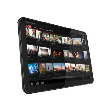 Now, Motorola Xooms into Indian tablet market