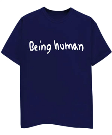 Being Human apparel to go global.
