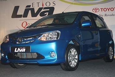 Etios Liva versus Maruti, Hyundai, Ford!