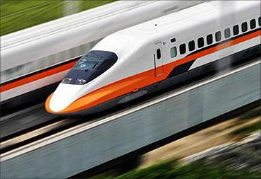 Guangzhou-Shenzhen-Hong Kong Express Rail Link.