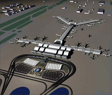 New Doha International Airport.