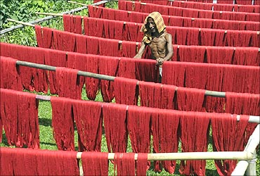 Cut in customs duty will help textile industry