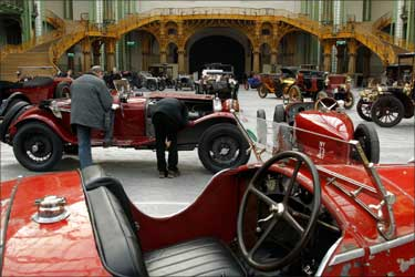 110 years of automobiles!