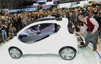 Tata's stunning new concept car, Pixel