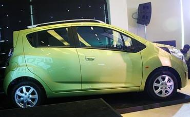 After LPG model, Chevrolet Beat plans diesel version