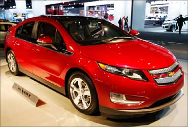 Chevrolet Volt.