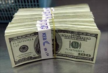 Dollar notes.