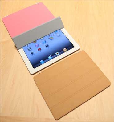 The iPad2.