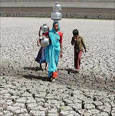 Quality for drinking water supply continues to be difficult.
