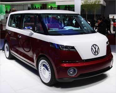 Volkswagen Bulli.
