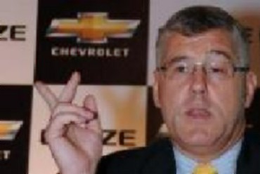 Karl Slym, chief executive officer, GM India