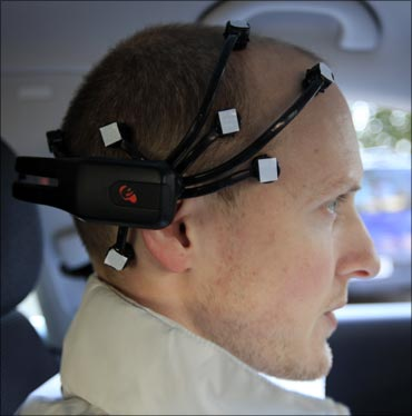 Now, here comes the mind-controlled car!