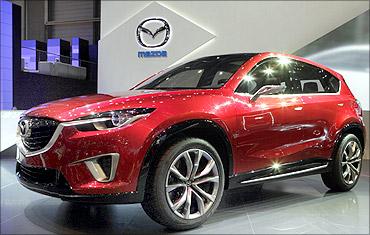 Mazda Minagi Design Concept car.