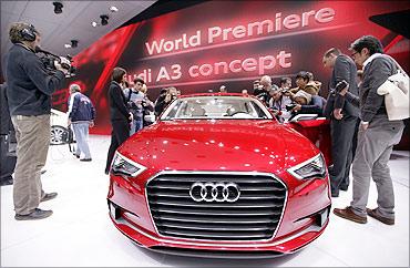 A3 Concept car