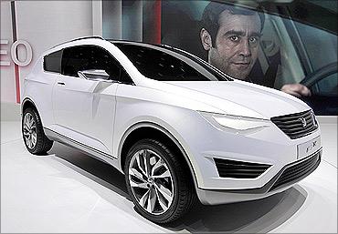 IBX Concept car.