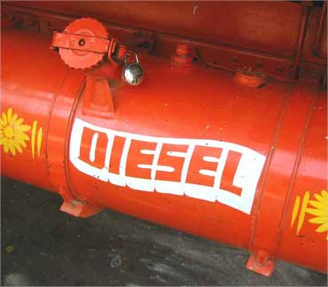 Diesel price rise not likely till state polls