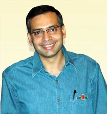 Deep Kalra, founder, MakeMyTrip