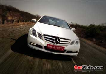 Road test: Mercedes-Benz E350 Coupe