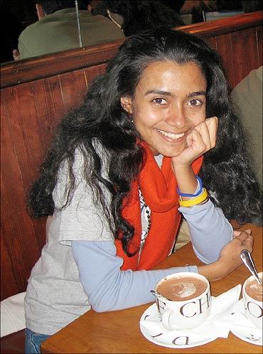 Aishwarya Lakshmi Ratan.