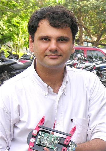 Fahad Azad.