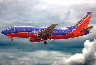 Southwest Airlines has been flying high.