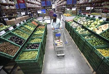 Rising food prices will also hurt the rupee