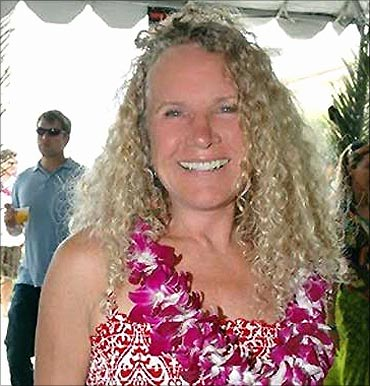 Bulk of Christy Walton's wealth comes from Wal-Mart