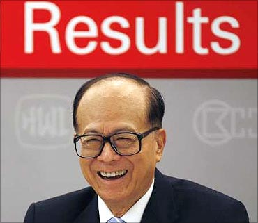 Li Ka-shing continues to expand his reach