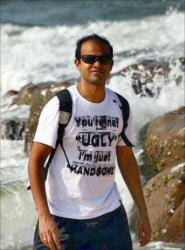 Sushant Sinha.