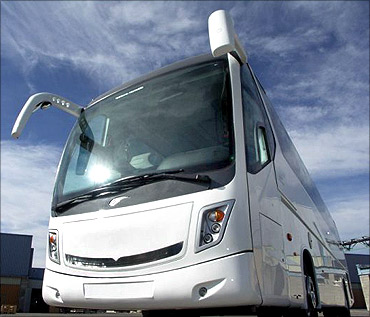 Tata's plan to launch luxury bus Divo