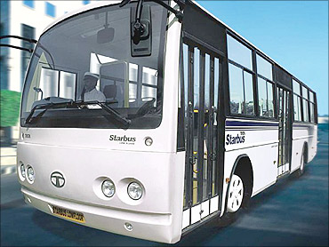 Tata will launch Hybrid Starbus in next quarter