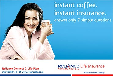 Reliance Life Insurance.
