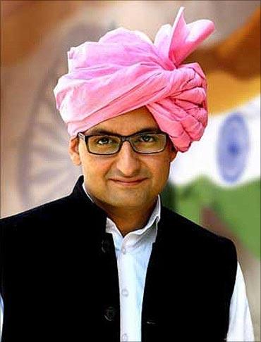 Deepender Singh Hooda, Member of Parliament.