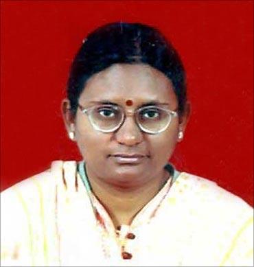 Meenakshi Natarajan, Member of Parliament.