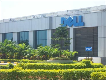The Dell facility in Sriperumbudur, Tamil Nadu.