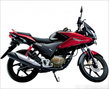 Honda CB Stunner was the first bike to be aimed at youth.