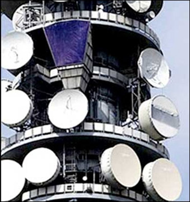 Spectrum sale, loss to the exchequer.