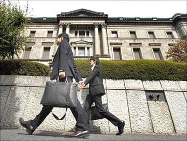 Bank of Japan.