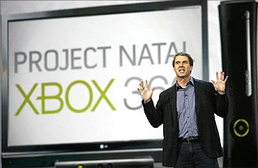 Xbox made its debut in 2001.