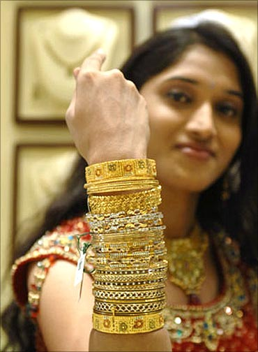 Branded jewellery increases sense of lifestyle.