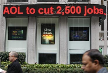 The AOL India story: 90% staff fired!