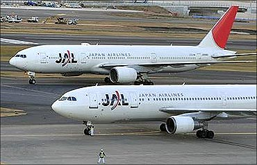 Japan Airlines.