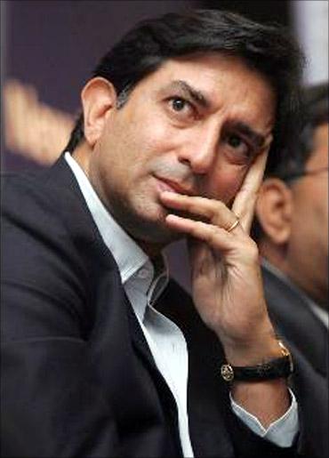 Gautam Thapar.