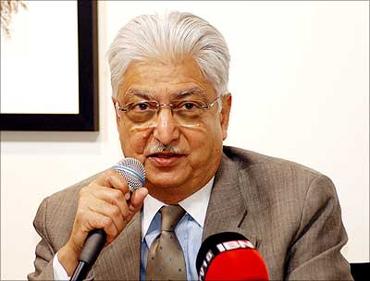 Azim Premji.