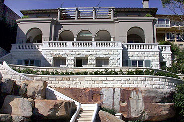 $52m Villa Veneto on Wolseley Road, Point Piper.