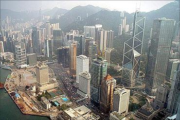 Severn Road, Hong Kong.