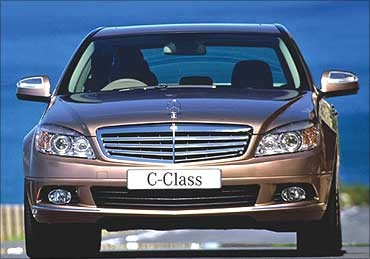 Mercedes C Class