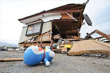 Japan quake may cost insurers $35 billion