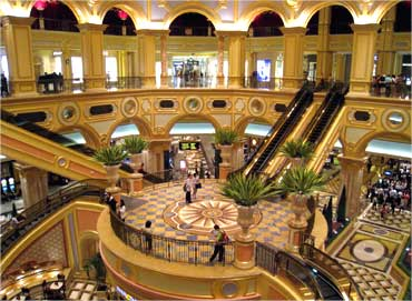 The Venetian Macao.