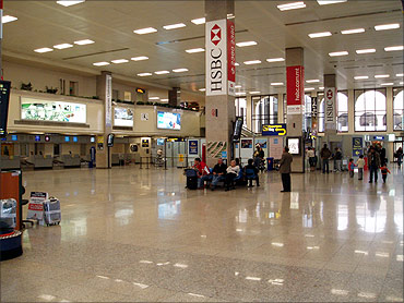 Malta International Airport.